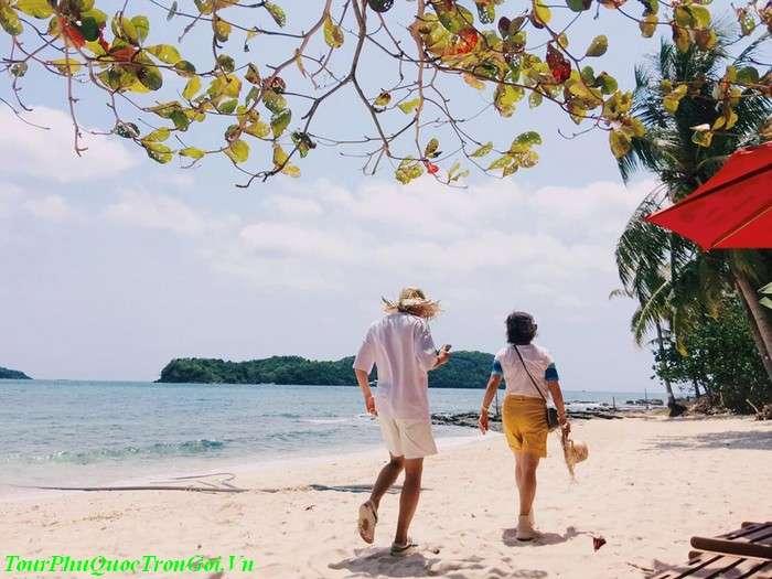 Tour Câu Cá Lặn San Hô Khám Phá Hòn Móng Tay  Phú Quốc