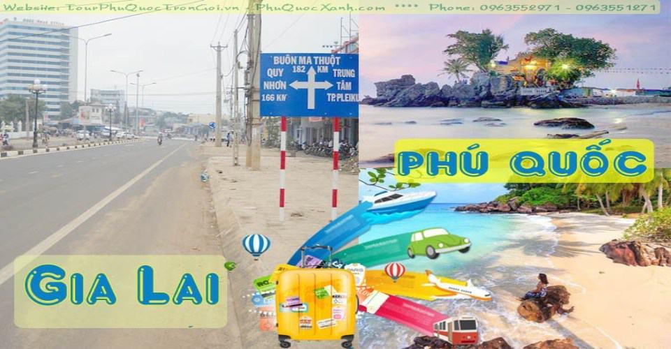 Tour Du Lịch Gia Lai Phú Quốc