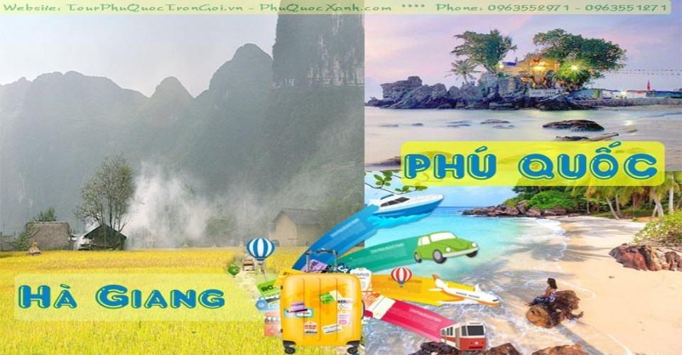 Tour Du Lịch Hà Giang Phú Quốc