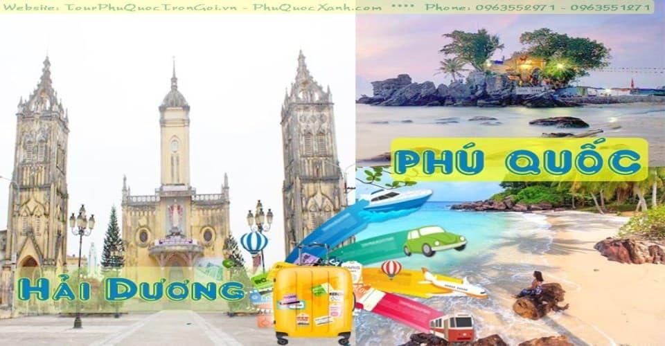 Tour Du Lịch Hải Dương Phú Quốc