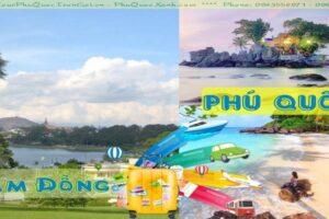 Tour Du Lịch Đà Lạt Phú Quốc