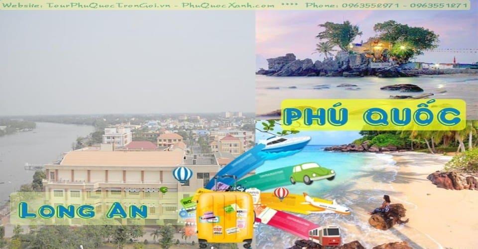 Tour Long An Phú Quốc