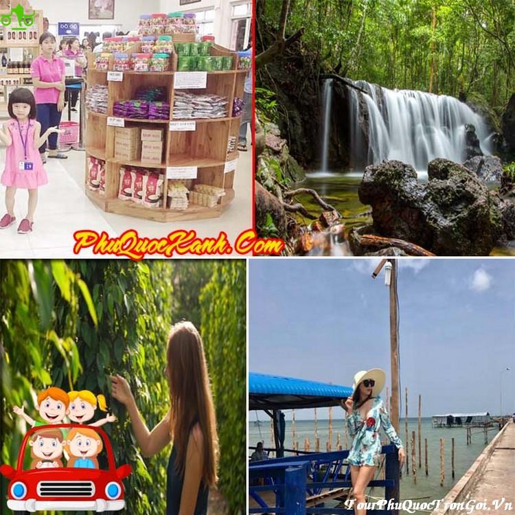 Tour Du Lịch Vĩnh Phúc Phú Quốc