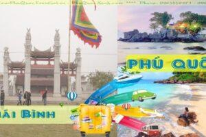 Tour Du Lịch Thái Bình Phú Quốc