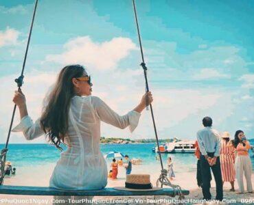Tour Cano 4 Đảo Phú Quốc 1 Ngày