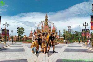Tour Phú Quốc 4 ngày 3 đêm Vinwonders